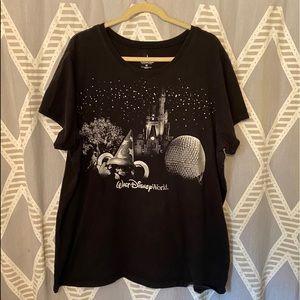 Disney Parks Plus Size Graphic T-Shirt